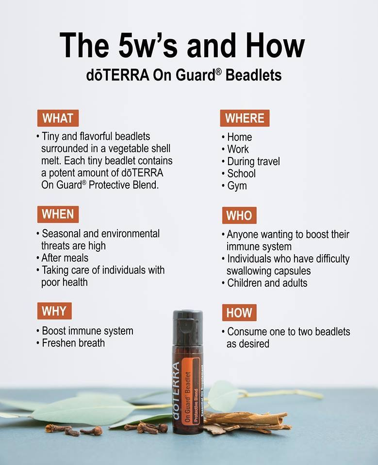 Doterra On Guard Covenant Natural Health Care